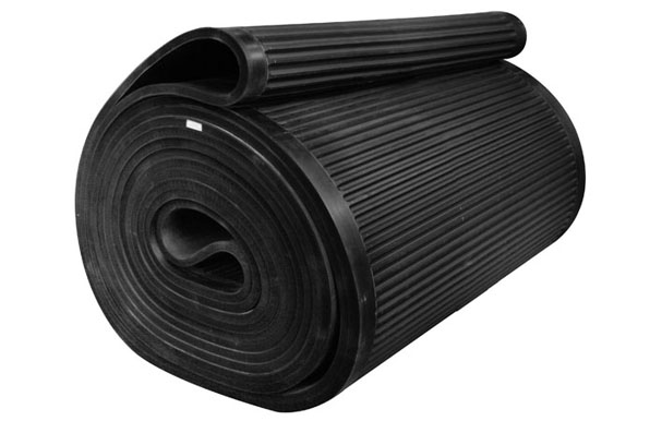 Rubber filter tape
